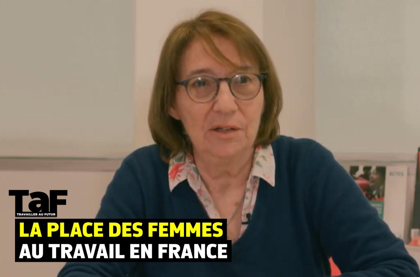 « La place des femmes au travail en France au XXe siècle : le chiffre est politique »
